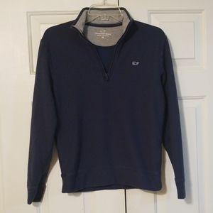 Vineyard Vines men's 1/2 zip pullover